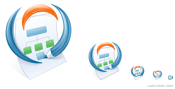 Product icon in Vista style for Script Developer