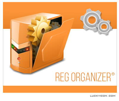 Splash screen for Reg Organizer