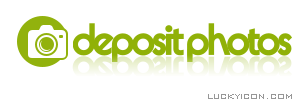 Logotype redesign for DepositPhotos