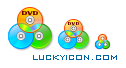 Icons for DVD Converterr by MovieToolBox