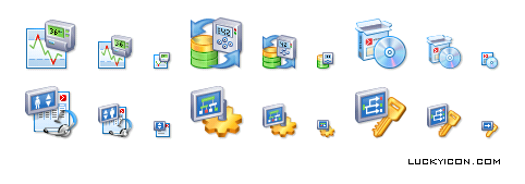 Product icons for Energy by NPO Energy