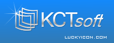 Logotype for the website kctsoft.ru