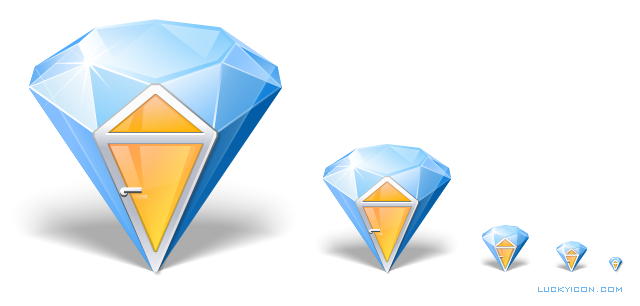 Product icon in Vista style for KCT Soft