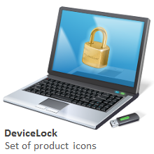 DeviceLock icons