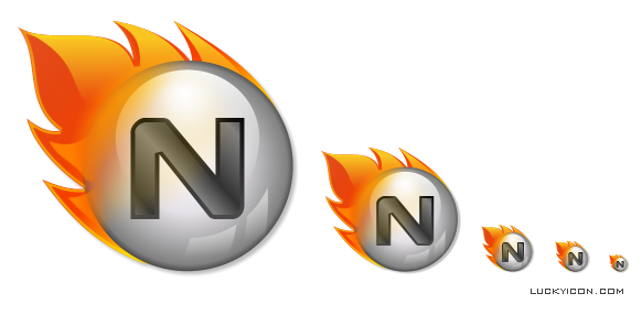 Product icon in Vista style for NitroPC