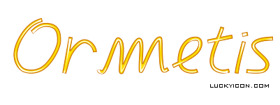 Logotype for Ormetis by Ormetis S.A.S.