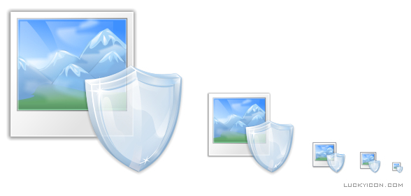 Product icon in Vista style for Icemark by Phibit Software