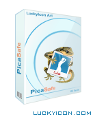 New 3D Box for PicaSafe by LuckyIcon Art