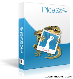3D Box for PicaSafe by LuckyIcon Art