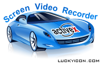 Illustration for ActiveX-component ScrRecX Screen Video Recorder