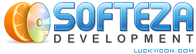 Logotype for the website www.softeza.com
