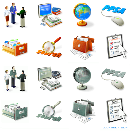 Icons for solutionslaw.com