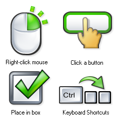 Icons for Technical Writers