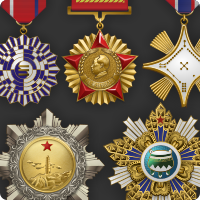 China's Orders and Medals